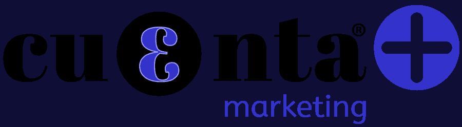 Logo CUENTAMAS MARKETING
